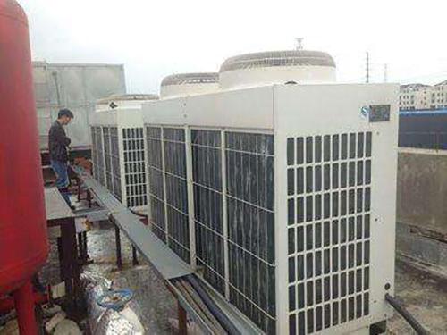 麥克維爾中央空調系統的結構介紹