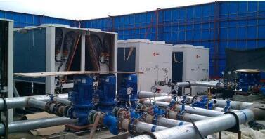 中央空调冷却塔维修保养